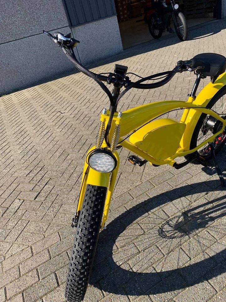 Vélo électrique 500w 48v BAFANG