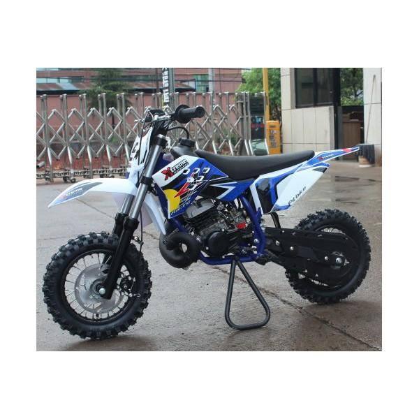 Dirt Bike 50cc 10/10 ITALJET