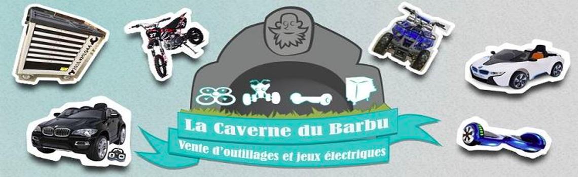 La Caverne du Barbu